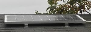 2015-11太陽光発電-100W単結晶シリコンソーラーパネル SP100