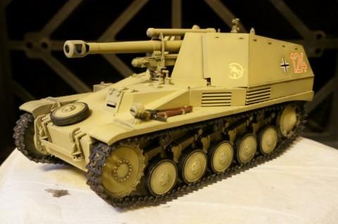 ALAN Sd.Kfz.124 WESPE-5デカール