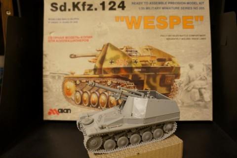 ALAN Sd.Kfz.124 WESPE