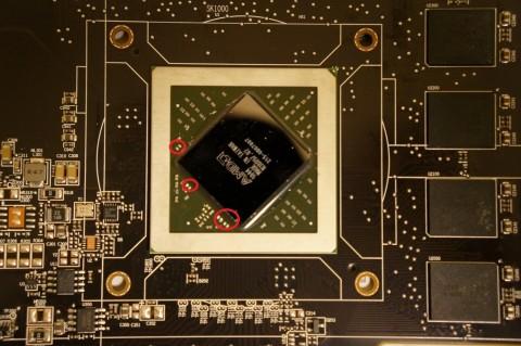 FT-02_リテールのGPUを分解HD6970_5チップがとんだ